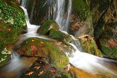 Cascadas del Monte Aloia (Waterfalls of Mount Aloia) | Flickr - Photo Sharing!