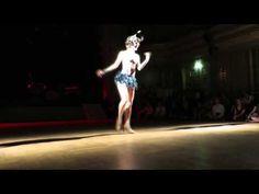"Berlin Balboa Weekend 2014 - Sisters Ksenia and Evgenia Parkhatskaya ""Silence!"" - YouTube"
