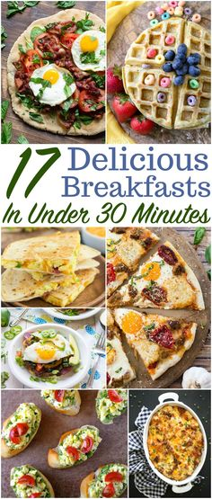Quick and easy breakfast recipes  Breakfast Ideas | Breakfast recipes | DIY breakfast  | fast breakfast | quick breakfast  #breakfast #breakfastrecipes #easybreakfast