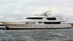 Best Celebrity Yachts: Tiger Woods