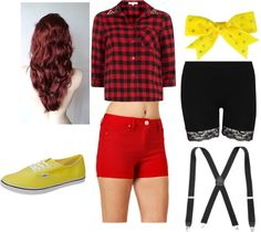 """""""Jade Thirwall Little Mix Outfit 3"""" by tcrecy on Polyvore"""