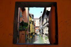 Secret Window in Bologna