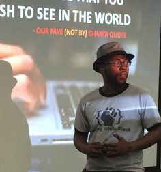 African-Americans make up a fraction of entrepreneurs and coders. Meet three people trying to change that.
