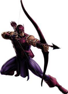 Hawkeye - Marvel Comics - Avengers - Thunderbolts - Clint Barton