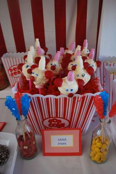 Carnival/Circus Birthday Party Ideas | Photo 9 of 55 | Catch My Party