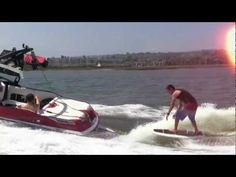 San Diego Activities - Wake Surfing and Wakeboarding on Mission Bay