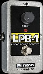 Electro-Harmonix LPB-1 Linear Power Booster