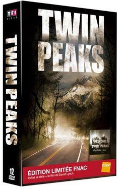 Twin peaks, la série et le film en un seul coffret dvd édition limitée