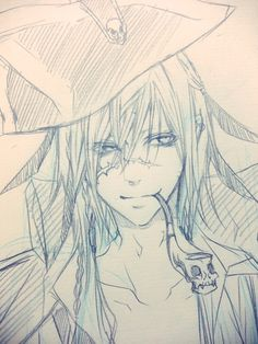 Pirate Undertaker