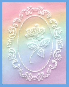 pergamano card...so pretty
