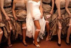 DIY: Haciendo tu liga de novia