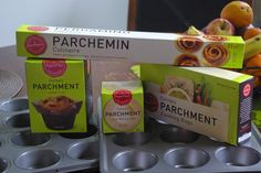 I love baking with @PaperChef Parchment! :) #paperchef #baking