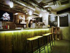 Roast + Conch, Covent Garden, London. Photo: Rob Bentley