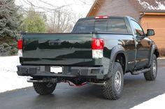 Fab Fours Premium Rear Bumper for sale.
