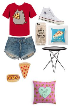 """""""PUSHEEN pizA outfit"""" by brianna-cailtin2002 on Polyvore"""