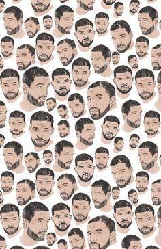 """Fabiola Lara """"Drake X Infinity"""" Print"""