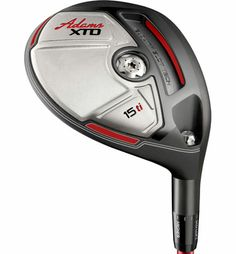 Adams XTD Ti Fairway Wood