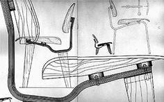 EamesMolded Plywood - Side Chair - Herman Miller