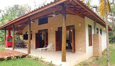 Encontre as melhores ideias e inspirações para casa. Rústica e Colonial por RAC ARQUITETURA | homify