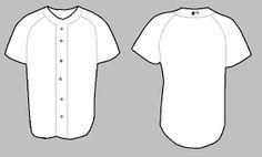 image result for baseball jersey design template