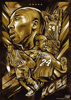 NBA Vector Posters on Behance - Kobe bryant - Basketball Bryant Basketball, Basketball Art, Basketball Pictures, Basketball Boyfriend, Basketball Cupcakes, Basketball Tattoos, Basketball Design, Basketball Workouts, Basketball Quotes