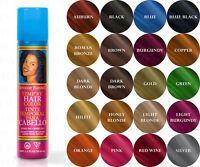 Jerome Russell Temp Ry Temporary Hair Color Spray 65ml Blue Black