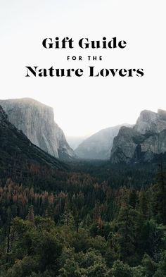 Gift Guide for Nature Lovers / eBay