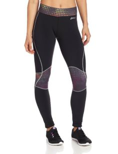 Amazon.com: ASICS Women's Lite-Show Tights, Energy Print, Medium: Sports & Outdoors