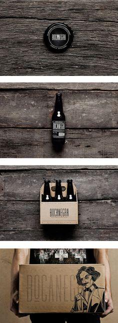 Cerveza artesanal Bocanegra.