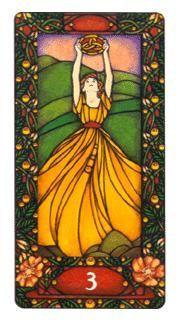 Art Nouveau Tarot by Matt Myers
