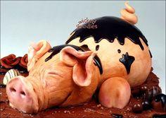 Pig Cake ~