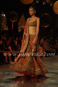 Manish Malhotra Show at HDIL Couture Week