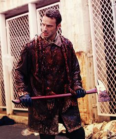 Sometimes you just gotta cover yourself in zombie guts to avoid detection...