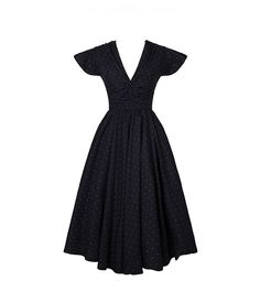 Aliexpress.com : Buy FREE SHIPPING 2016 Summer New Arrival Vintage Elegant White Dots Dark Blue V Neck High Waist Slim Pleated Dress Women Clothing from Reliable womens clothing suppliers on Mr. and miss
