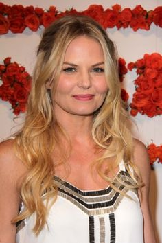 Jennifer Morrison arrives at the Coach's 3rd Annual Evening of Cocktails and Shopping at the Bad Robot in Santa Monica, CA #beauty #makeup #celebrity #looks