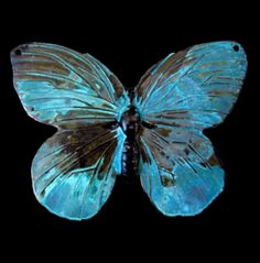 Butterfly Beauty, Large Brass Stamping. BF1This butterfly is especially beautiful with the verdigris finish that I apply myself. It makes a wonderful pendant.She measures 39mm by 52mm.