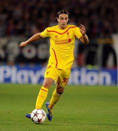 Lazar Markovic of Liverpool FC