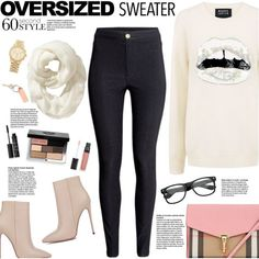 Oversized outfit ideas for 2017 (35)