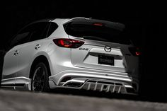 Mazda CX-5 by Rowen, Rowen is a Japanese tuner with distinctively Japanese styling philosophy. This means that the cars they alter are usually significantly