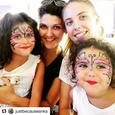 Every day at IC Hotels is more #colorful and #funny..🌸🌱 Thanks a lot to @justbecauseanka 📷 IC Hotels'de her gün daha renkli, daha #eğlenceli 🌈🌼 #hiholiday #bestteamever #facepainting #hotelslife #antalya #tatilhiçbitmesin #beachlife #repostoftheday  www.ichotels.com.tr