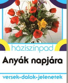 Anyák napjára - Mónika Kampf - Picasa Webalbumok Children's Literature, Marianne, Christmas Wreaths, Kindergarten, Album, Crafty, Table Decorations, Holiday Decor, Creative