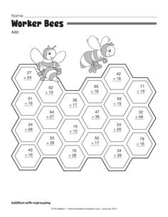 free 3rd grade math worksheets multiplication 2 digits by