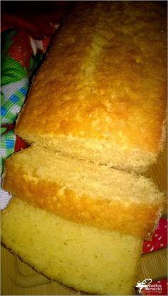Szybka i łatwa babka cytrynowa Polish Cookies, Loaf Cake, Pumpkin Cheesecake, Food Cakes, Pavlova, Cornbread, Delicious Desserts, Cake Recipes, Sweet Tooth