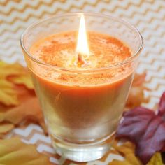 DIY MAKE YOUR OWN DIY PUMPKIN SPICE CANDLES THIS FALL!
