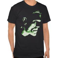 Halloween - Green Franky Shirt