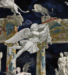 Mind The Gap Tales Of Mythology wallpaper WP20419