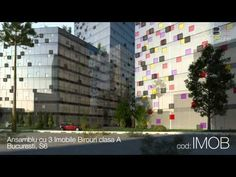 Cube, Multi Story Building, Architecture, Videos, Projects, Design, Arquitetura, Log Projects, Blue Prints