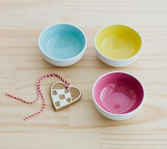 Budget Buy - Colourful Bowls from kikki K