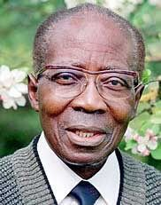 Léopold Sédar Senghor,  (Oct. 9, 1906 - Dec. 20, 2001) was a Senegalese poet, politician, and cultural theorist who for two decades served as the first president of Senegal. Senghor was the first African elected as a member of the Académie Française and considered one of the most influential African intellectuals of the 20th century.