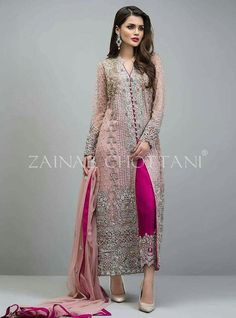 Zainab Chottani New Formal Dresses rose gold jacket Pakistani Dress Design, Pakistani Bridal, Pakistani Outfits, Indian Outfits, Pakistani Dresses Party, Pakistani Fashion Party Wear, Bridal Lehenga, Mehndi, Henna